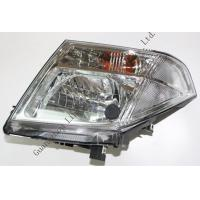 Quality Automobile Replacement Head Lamp For Navara D40 2005 - 2012 Models wholesale
