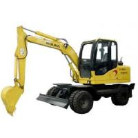 Quality Condition and Wheel Excavator Moving Type jcb 4cx for sale uk wholesale