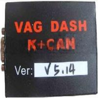 China USB Car Diagnostic Cable VAG DASH K CAN for Reading, Erasing CAN-ECUs Trouble Codes on sale
