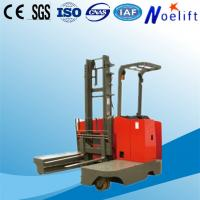China Side loading electric reach truck / electric reach forklift for sale on sale
