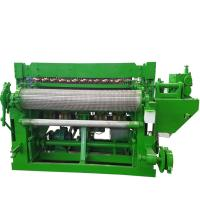 Quality PLC Controlled Fence Mesh Welding Machine 3-6mm Wire Diameter Easy To Operate wholesale