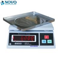 OEM Portable Electronic Scale , Household Weighing Machine SUS Pan for sale