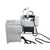 Quality Half Closed Metal Mold CNC Engraving Machine 4 Axis wholesale
