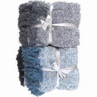 Quality Twill Shawls, Made of 100% Polyester wholesale