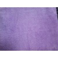 Quality Purple coral fleece absorption bath towel  80*140 microfiber cleaning towels wholesale