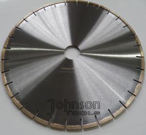 "China Narrow U Slot Type Diamond Stone Cutting Blades High Efficiency Wet Cutting 12""- 64"" on sale"
