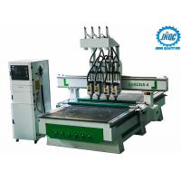 Buy cheap 4 Spindles Simple ATC CNC Router Machine Woodworking Machine 4x8 from wholesalers