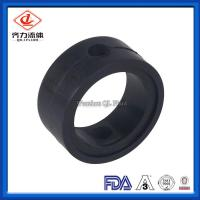 Quality Non Leechable Tri Clamp Silicone Gasket Sanitary Butterfly Valve Use wholesale