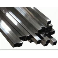 Quality DIN GB 304 321 310s stainless steel square bar 80mm * 80mm for chemical Industry wholesale