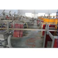 Cheap YF240 WPC profile extrusion line for sale