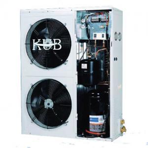 Quality 5hp ZXL050E R404A Commercial Refrigerator Condenser Low Temperature Fridge Emerson copeland Condensing Unit Zxl Platform wholesale