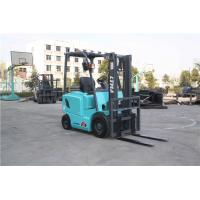 Quality Portable Electric Forklift Truck 1.5 Ton With 48V Battery Work In Refrigeration Storage wholesale