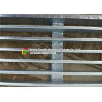 Quality A36 Full Welded Steel Bar Grating Alkali Corrosion Proof For Papermaking Industry wholesale