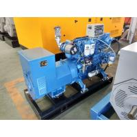 China 64KW / 80KVA 1500rpm  Deutz Marine Diesel Generator Water Cooling For Transport ship on sale