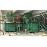 Quality Automatic Rebounding Foam Production Line with Steam Mixing Crushing Foam Machine wholesale