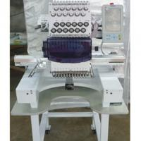 Quality Highly Speed Single Head Embroidery Machine , Cap And T Shirt Embroidery Machine wholesale