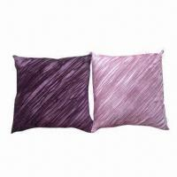 Quality Decorative cushions, customized designs are accepted wholesale