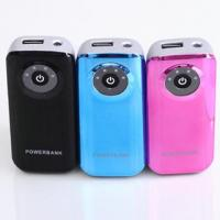 Quality 5600mAh Portable Power Banks, Used for iPad/iPhone/iPod/Smartphones/Digital Cameras, MP3/MP4 Player wholesale