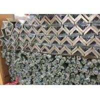 China 6061 T6 Milling Surface Finish Aluminum Corner Extrusion Corrosion Resistance on sale