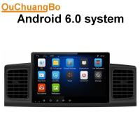 Quality Ouchuangbo 9 inch auto radio android 6.0 for Toyota Corolla 2013 support wifi Bluetooth music gps navi AUX wholesale