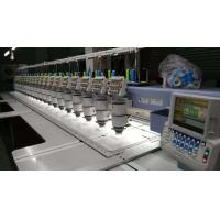 China Japanese Second Hand Industrial Embroidery Machine , Industrial Monogramming Machine on sale