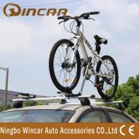 Quality Anti - Theft Aluminum Car Roof Bike Carrier Bike Racks Aluminum wholesale