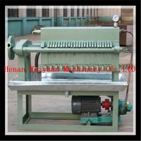 Quality Plate and frame type edible oil filter making machine wholesale