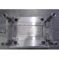 Quality PES Pin Gate Precision Injection Mould of Electronic Parts Plug In Tray wholesale