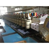 Quality Used Industrial Embroidery Machine , Professional Monogramming Machine TFGN BEVX wholesale