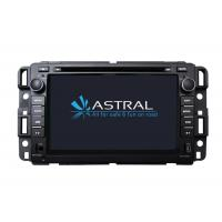 Quality Car Multi-Media CHEVROLET GPS Navigation Tahoe , 3G TV GPS iPod Bluetooth Navigation System wholesale
