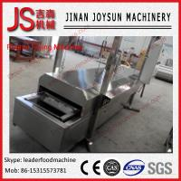 Quality Broad Bean , Green Bean Snacks Food Frying Machine Super Practicability wholesale