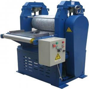 Quality 11.0KW Aluminum Embossing Machine / Metal Embossed Machine Coated Aluminum Sheet wholesale