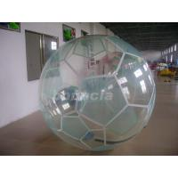 Quality Inflatable Soccer Water Walking Ball , Water Walking Ball  Used In Lake Or Pool wholesale