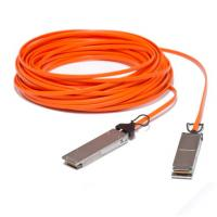 China 40GBase AOC QSFP+ direct-attach Active Optical Cable, 3-meter on sale