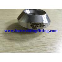 China ASTM A182 F316H Weldolet SCH 40S Stainless Steel Forged Fittings 8 *1 on sale
