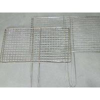 China Food grade metal wire barbecue BBQ grills mesh,bbq mesh grill oven cooking mesh on sale