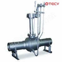 Quality Fully Welded Trunnion Ball Valve, Flanged, F304 TECV wholesale