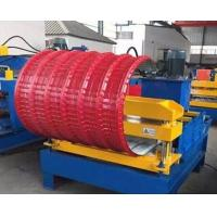 Quality PLC Control Roof Pipe Bending Machine Hydraulic With Adjustable Speed wholesale