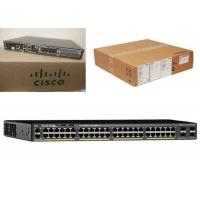 Quality Layer 3 Cisco Catalyst 2960 48 Port Switch wholesale