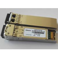 Quality CH54 1534.25nm 80KM 100Ghz ITU 10G DWDM SFP , DWDM - SFP10G -34.25 wholesale