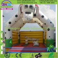 Quality Cheer Amusement Children Ocean Themed Indoor Playground Inflatable Slide and Bouncer wholesale