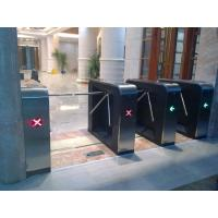 Quality morden turnstile barrier for museum biometrics security access control wholesale