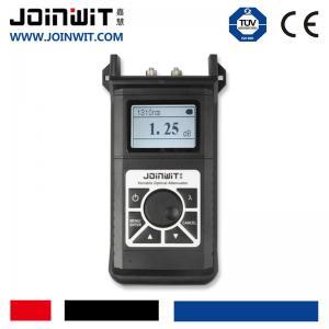China JW3303M optical power meter instrument light fiber optic attenuation tester Test FC/PC Muilt mode on sale