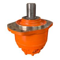 China Low Speed High Torque Hydraulic Piston Motor Steel Material 1 Year Warranty on sale