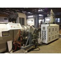 Buy cheap corrugated pipe extrusion machinery- corrugated pipe extrusion machine- from wholesalers