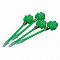 China Green Shamrock Personalized Pens, Suitable for St Patrick's Day Gifts on sale