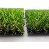 Quality 18 mm – 45 mm Diy Artificial Grass And Landscaping For Garden , Kindergarten , Swimming Pool wholesale