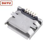 Quality 5 Pin Micro USB Female Connector SMT Jack Mini USB Micro Socket wholesale