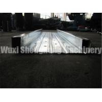 Quality High Efficiency Roll Forming Equipment For Steel Floor Bearing Plate wholesale