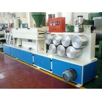 Quality Recycled PET Strap Production Line Hydraulic , high speed strapping machine wholesale
